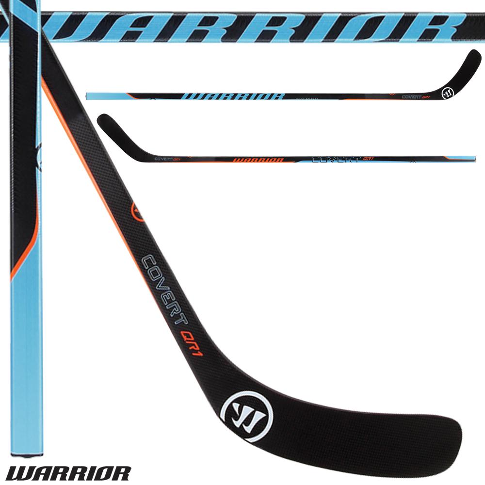 WARRIOR Covert QR1 Grip Hockey Stick- Int