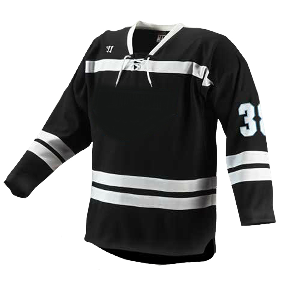hockey jersey back