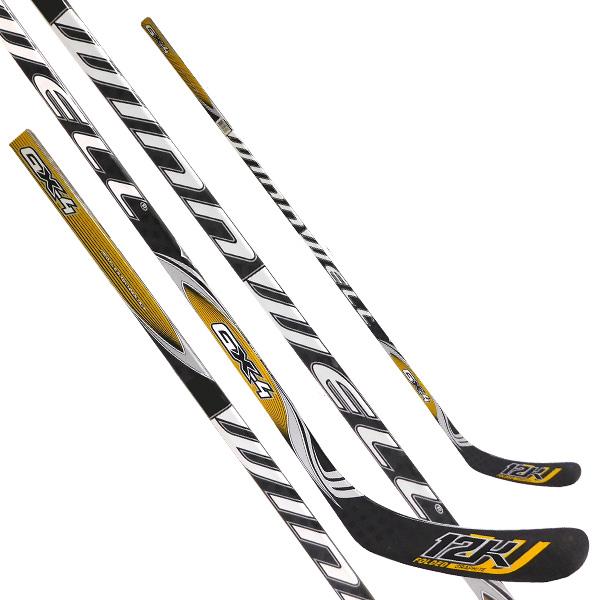 WINNWELL GX-4 Grip Hockey Stick- Jr