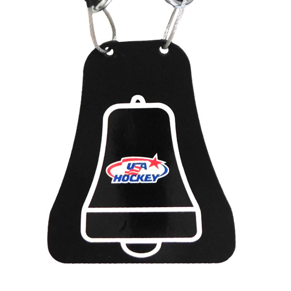 Helps Improve Shooting Accuracy and Provides Fun While Training Winnwell Metal Skill Bell Shooting Target 2 Pack