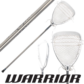 Warrior ZOO Lacrosse Stick- Goalie