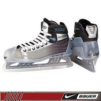 ... Goalie > Goal Skates > Nike Bauer Vapor XXX Pro Goal Skates- Senior: www.hockeyworld.com/Nike-Bauer-Vapor-XXX-Pro-Goal-Skates-Senior