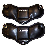 Ankle Guard - Black Leather