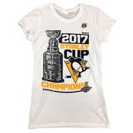 2017 Stanley Cup Locker Room Womens Tee