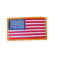 USA Flag Hockey Patch