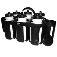 Deluxe Water Bottle and Puck Carrier