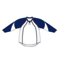 Atlanta 25P00 Edge Gamewear Jersey (Uncrested) - White- Senior