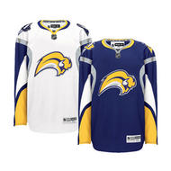 Buffalo Sabres RBK Edge Authentic Hockey Jersey- Sr