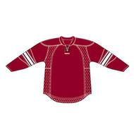 Phoenix 25P00 Edge Gamewear Jersey (Uncrested) - Harvard- Senior