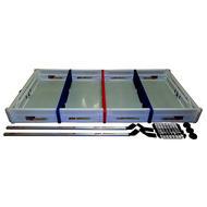 Box Hockey Game & Hockey Training Aid