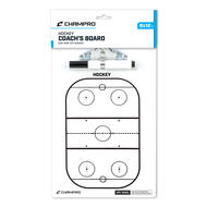 "CHAMPRO SPORTS 9"" x 12"" Hockey Coachs Board"