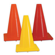 """CHAMPRO SPORTS Heavy Weight 6"""" Collapsible Cones"""