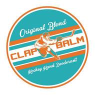 CLAP BALM Hockey Hand Deodorant