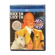 Don Cherrys RockEm SockEm 25th Anniversary Blue Ray