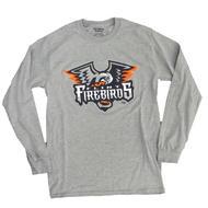 Firebirds L/S Tee – Sr
