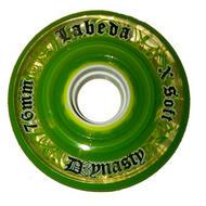 LABEDA Dynasty III Roller Hockey Wheel - X-Soft