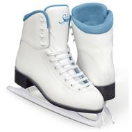 JACKSON Glacier 184 Tots Figure Skates