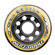 LABEDA Addiction XXX Grip Roller Hockey Wheel 4Pk