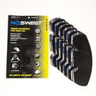 NO SWEAT Hat & Helmet Liner- 12 Pack
