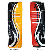 PHILLYSPORTS Leather Pad Wraps-Large