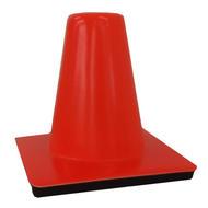 "6"" Weighted Orange Cone"