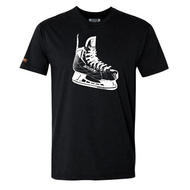 PUCK HCKY Lace Em Up Tee- Sr