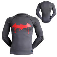 SJ Bloody Bat Performance L/S Shirt- Jr