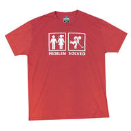 THE SHOW Problem Solved Tee- Sr