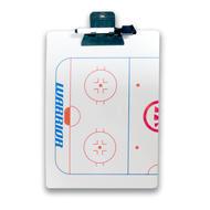 WARRIOR Hockey Clip Board