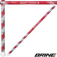 BRINE Cinch Tapered Grip Womens Lacrosse Handle- 13